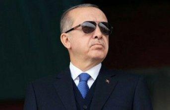 Erdoğan, Soçi'ye gitti