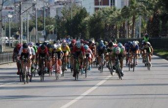 Uluslararası Karadeniz bisiklet turu Samsun'da...