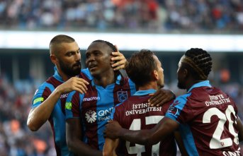 Burak ve Rodallega Süper Lig'in zirvesinde