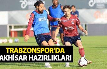 Trabzonspor'da Akhisar hazırlıkları
