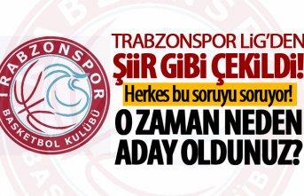 Trabzonspor şiir gibi çekildi