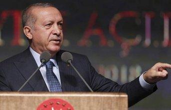 """Cumhurbaşkanı Erdoğan: """"Yanlış tabuların..."""