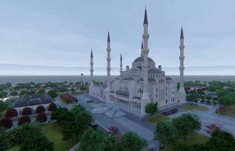 Gümrükçüoğlu'ndan protokol camisi açıklaması...