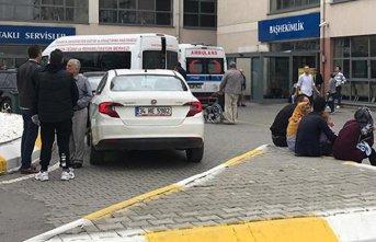 Hastanın yakınları doktoru dövdü