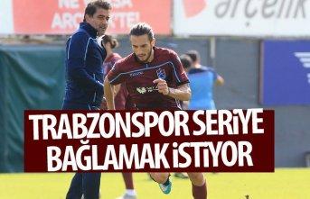 Trabzonspor'un hedefi seri