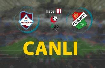 1461 Trabzon - Cizrespor / Canlı