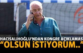 Hayrettin Hacısalihoğlu: ''Ahmet Ağaoğlu...