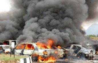 Irak'ta patlama: 3 ölü, 1 yaralı