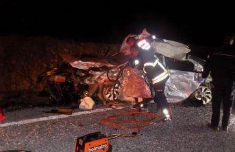 Feci kaza: 3 genç hayatını kaybetti