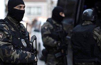 Terör örgütü PKK/KCK'ya 8 ilde eş zamanlı...