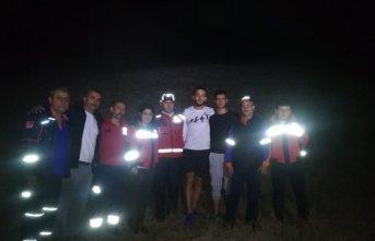 Dağda kaybolan 2 öğrenci bulundu