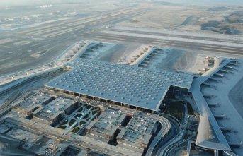 İstanbul Havalimanı ilk tarifeli uçuş için hazır