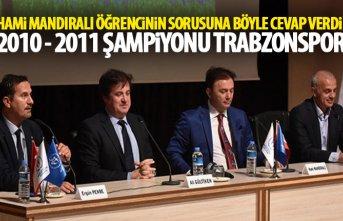 Hami Mandıralı: 'Trabzonspor'un verilmeyen...