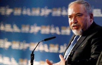 İsrail Savunma Bakanı Lieberman istifa etti!