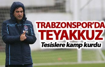 Trabzonspor'da Fenerbahçe Teyakkuzu - Kamp kurdu