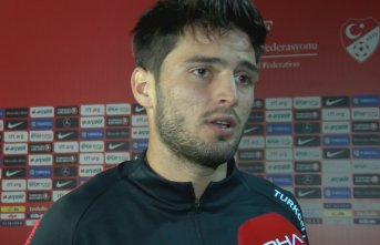 Trabzonspor'un eski futbolcusundan Onur Kıvrak...