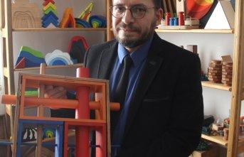 Özel öğrenciler için bilimsel oyuncaklar tasarlandı