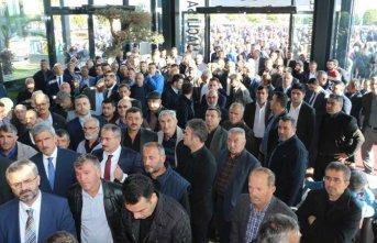 Samsun'da temayül yoklaması yapıldı