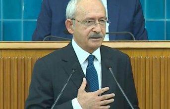 """Kılıçdaroğlu: """"Adaleti bunlar dağıtamazlar"""""""