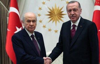 'Cumhur'un kritik zirvesi - Erdoğan ve...