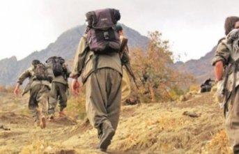 PKK'ya ait 3 mağara 1 sığınak imha edildi