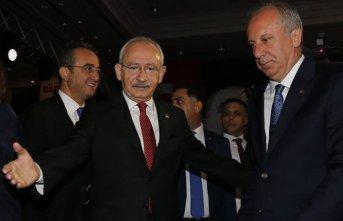 Kılıçdaroğlu ile İnce bir araya geldi! - Net...