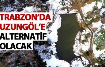 Trabzon'da Uzungöl'e alternatif