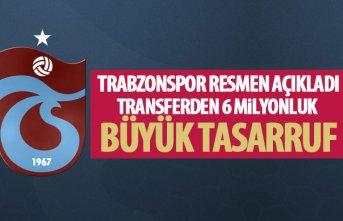 Trabzonspor resmen açıkladı! Transfer ayrıntısı...