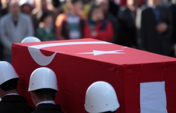 Van'da askeri araç kaza yaptı: 1 şehit
