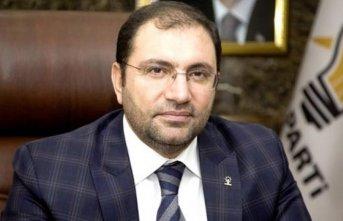 AK Parti Batman Belediye başkan Adayı Murat Güneştekin...