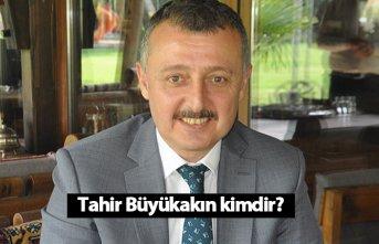 AK Parti Kocaeli Belediye Başkanı adayı Tahir Büyükakın...