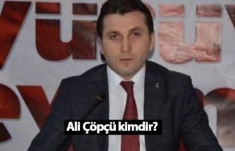 AK Parti Sinop Belediye Başkan Adayı Ali Çöpçü...