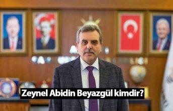 Şanlıurfa Belediye Başkan Adayı Zeynel Abidin...