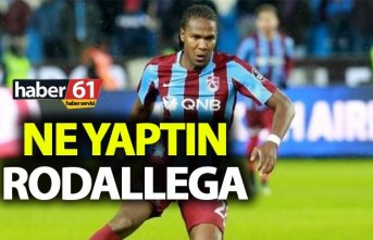 Trabzonspor Rodallega ile fırsatı tepti