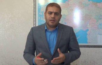 AK Parti Hatay Belediye Başkan Adayı İbrahim Güler...