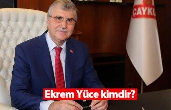 Ak Parti Sakarya Büyükşehir Belediye Başkan Adayı...