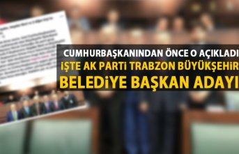 Cumhurbaşkanı Erdoğan'dan önce o açıkladı!...
