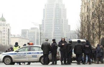 Rusya'da alışveriş merkezlerinde bomba ihbarı