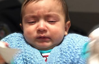 8 aylık bebeğe yapılan duyanları şoke etti