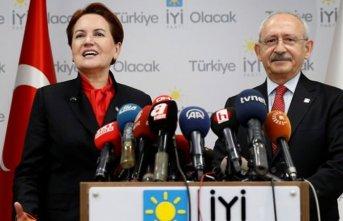 CHP İYİ Parti ittifakında yeni gelişme