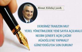 Derdimiz Trabzon mu?