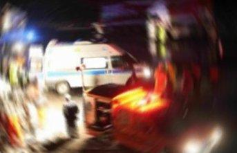 Kırşehir'de feci kaza: 2 ölü, 3 yaralı