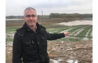 Edirne'de sel felaketi