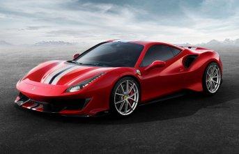 """""""Yılın Süper Otomobili"""" Ferrari 488 Pista..."""