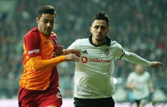 Beşiktaş, 3 puanı tek golle aldı!