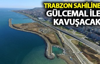 Trabzon sahiline Gülcemal ile kavuşacak