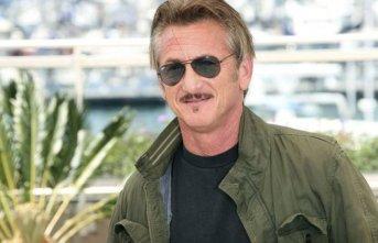 Sean Penn Türkiye'ye geldi