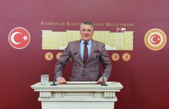 Hüseyin Örs: Trabzon'da esnaf bankaların haciz...