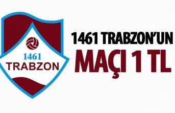 1461 TRabzon'un maçı 1 TL