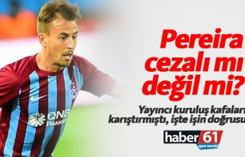 Pereira'ya önemli uyarı! Beşiktaş maçında...
